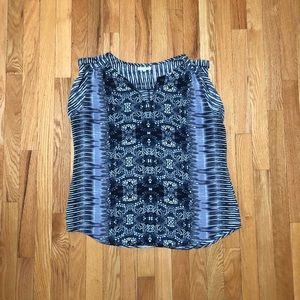 Excellent used condition blouse Maurices size L